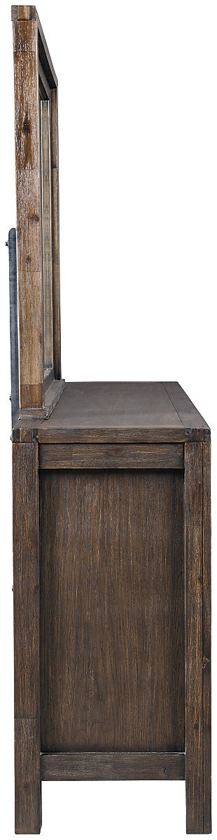 Dellbeck Dresser and Mirror, , large