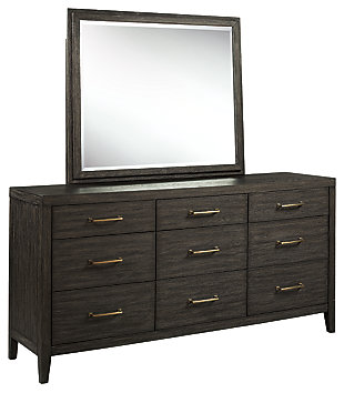 Bellvern Dresser and Mirror, , large