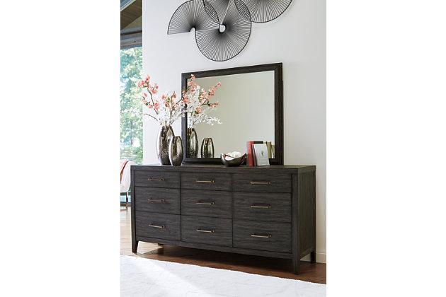 Bellvern Dresser and Mirror, , large