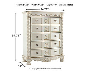 Cassimore Chest of Drawers, , large