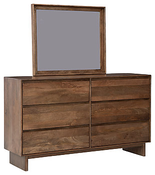 Isanti Dresser and Mirror, , large