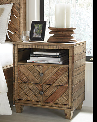 Grindleburg Nightstand, , rollover