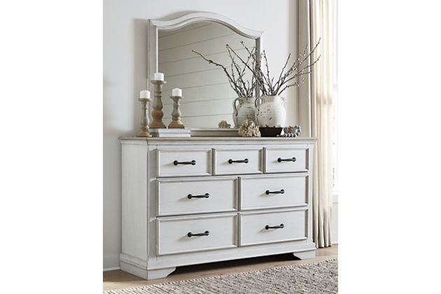 Teganville Dresser and Mirror, , large
