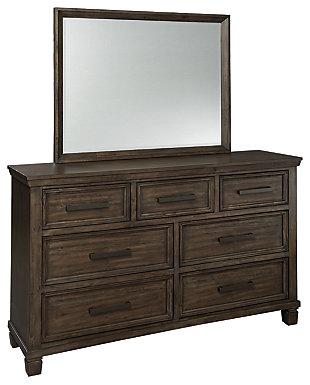 Johurst Dresser and Mirror, , large