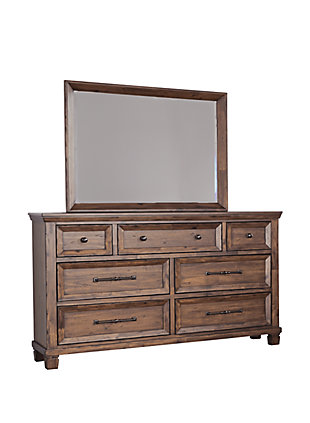 Royard Dresser and Mirror, , large