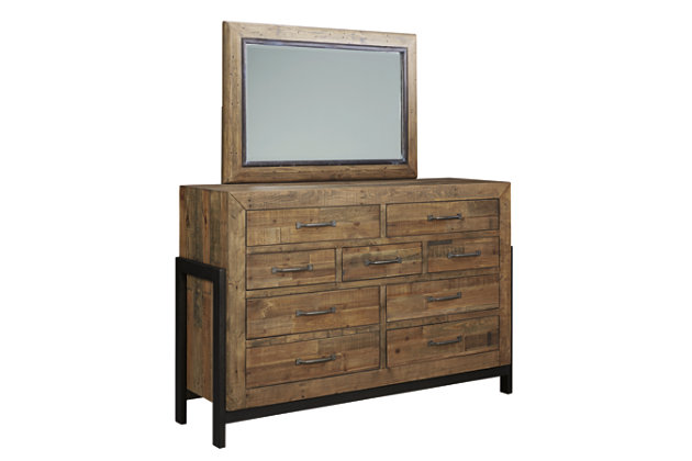 Sommerford Dresser and Mirror, , large