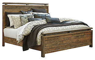 Sommerford Panel Bed, , large