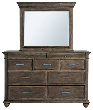 Johnelle Dresser and Mirror, , large