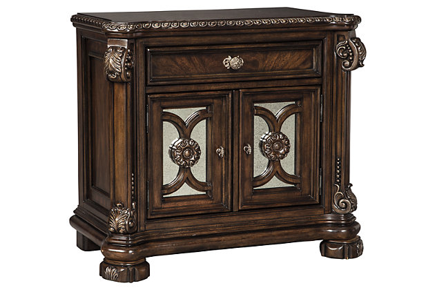 Valraven Nightstand Ashley Furniture Homestore
