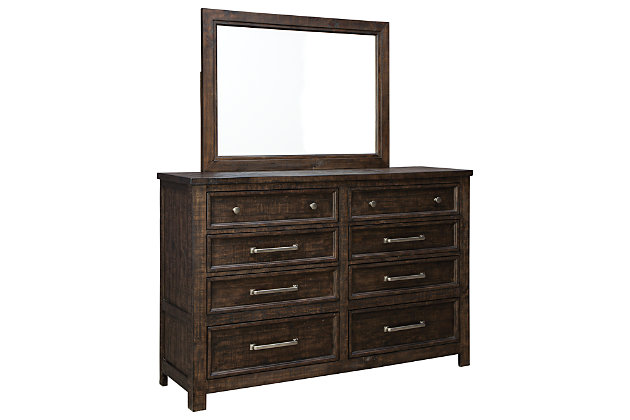 Hillcott Dresser and Mirror, , large