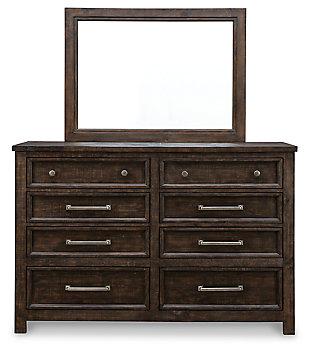 Hillcott Dresser and Mirror, , large