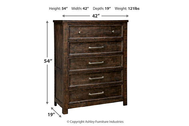 Hillcott Chest of Drawers, , large