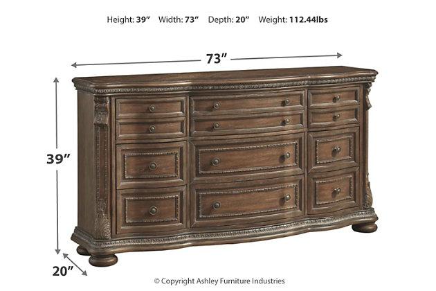 Charmond Dresser, , large