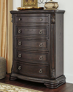 Wellsbrook Chest of Drawers, , rollover