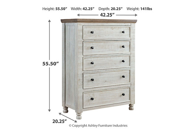 Havalance Chest of Drawers, , large