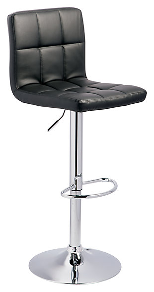 Bellatier Pub Height Bar Stool, , large