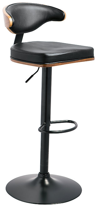 Bellatier Adjustable Height Bar Stool, ...