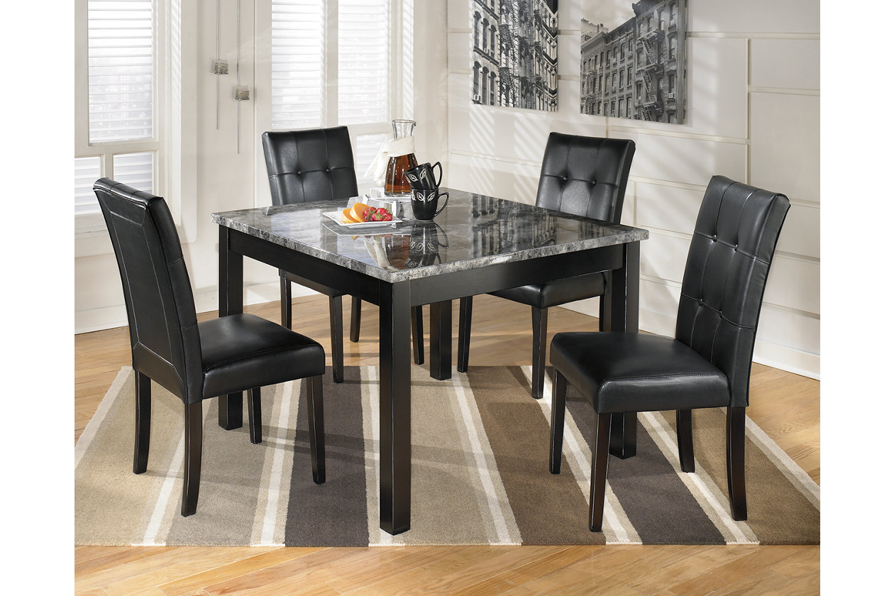 Maysville Dining Room Table And Chairs Set Of 5 Ashley Furniture Homestore