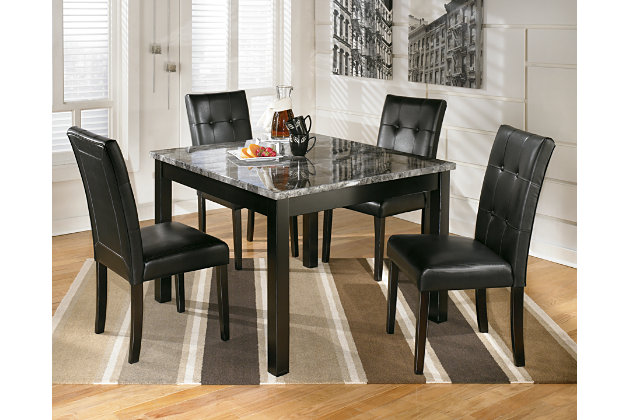 Maysville Dining Room Table and Chairs (Set of 5)   Ashley ...