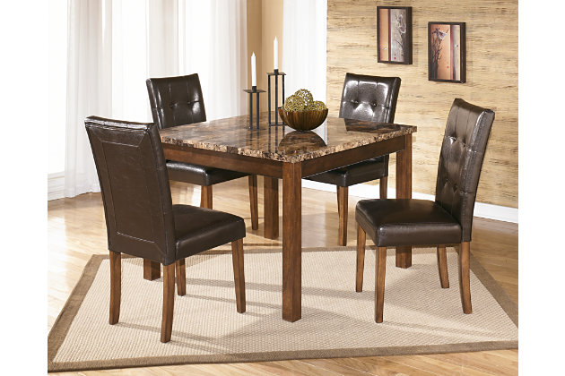 theo dining room table and chairs set of 5 - Table And Chair Sets Kitchen