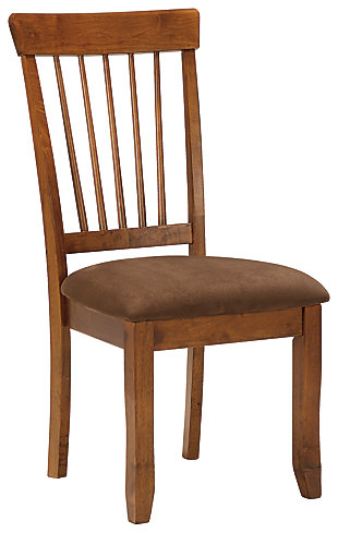 Berringer Dining Chair, Rustic Brown, large