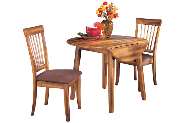Berringer Dining Table and 2 Chairs Set
