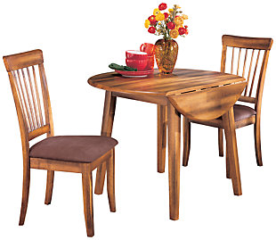Berringer Dining Table and 2 Chairs, , rollover