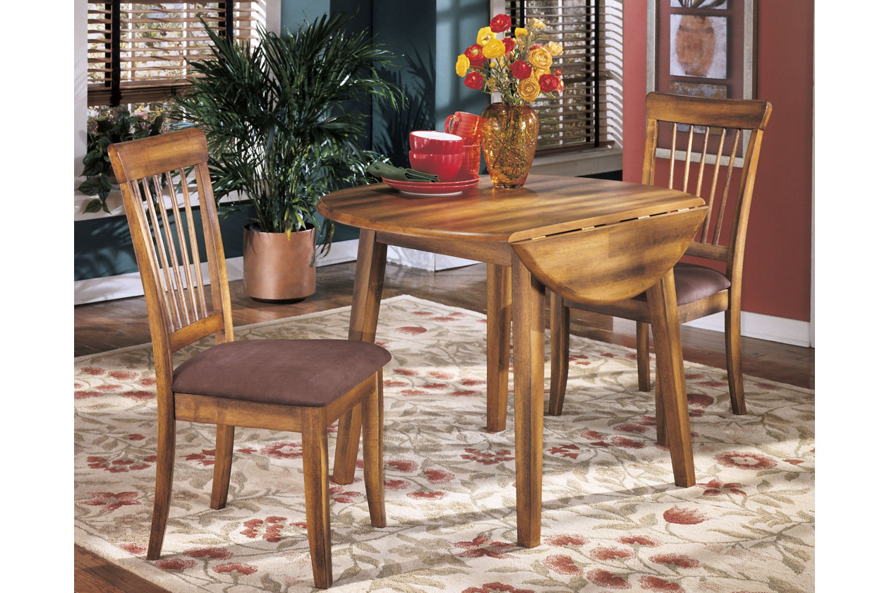 Dining Drop Leaf Extendable Table Ashley Furniture Homestore