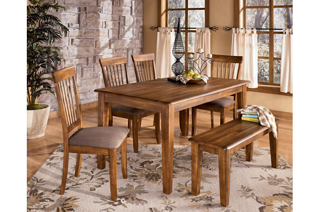 Ashley Furniture Dining Room Tables Home Berringer Table Product Shown