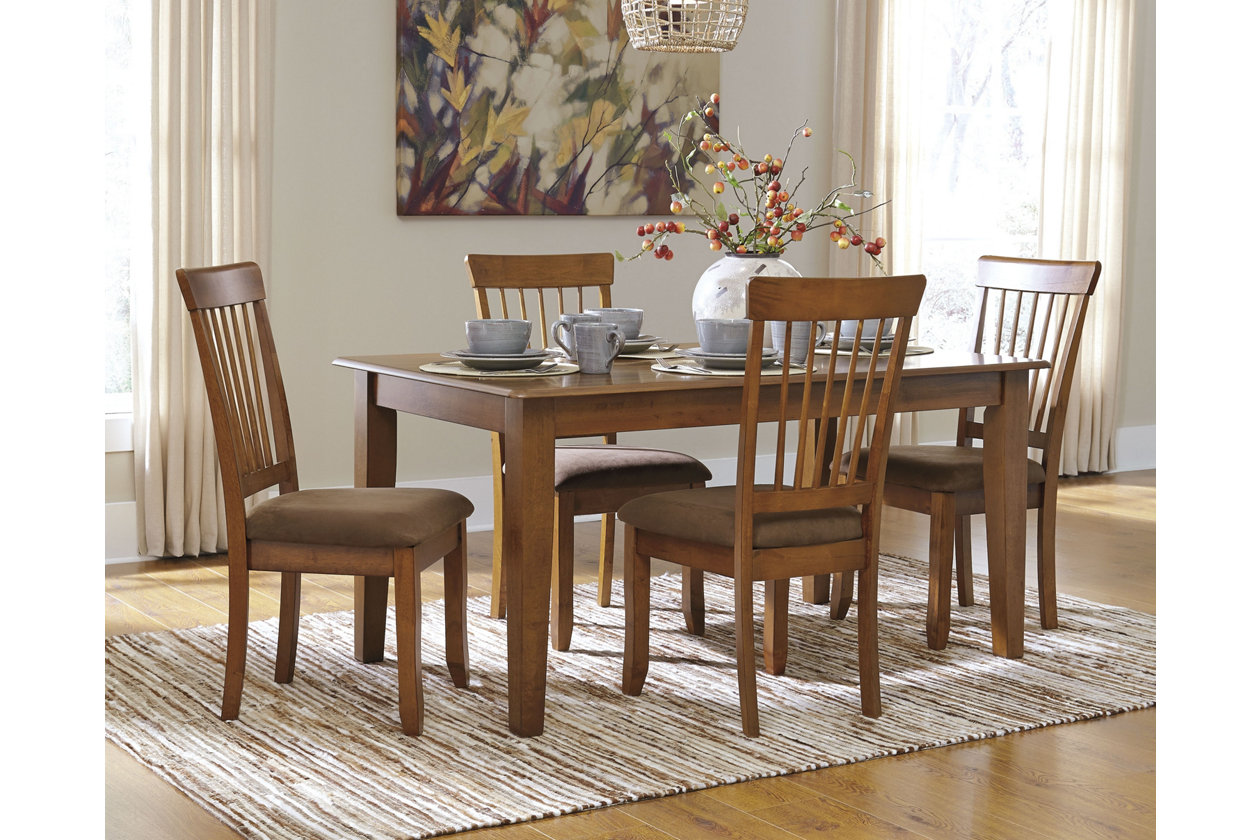Berringer Dining Room Table | Ashley Furniture HomeStore
