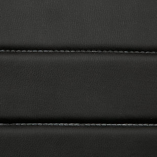 Nerison Counter Height Bar Stool, Black, large