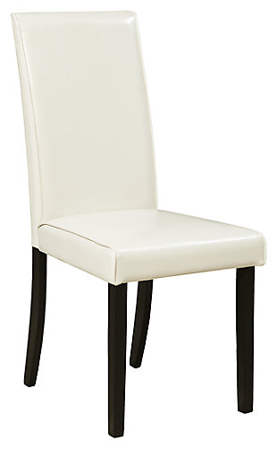 Merveilleux Kimonte Dining Room Chair, Ivory, ...