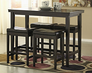 Kimonte Counter Height Dining Room Table, , large