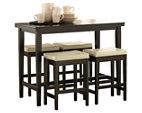 Kimonte Counter Height Bar Stool Ashley Furniture Homestore