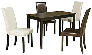 Kimonte Dining Table and 4 Chairs, , large