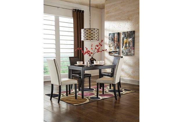 Kimonte Dining Room Chair Ashley Furniture Homestore