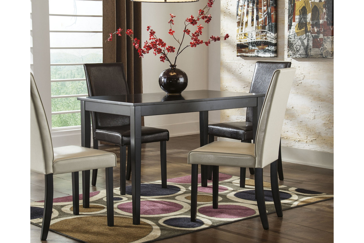 Kimonte Dining Room Table | Ashley Furniture HomeStore