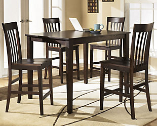 Hyland Dining Room Table and Chairs (Set of 5) | Ashley Furniture ...
