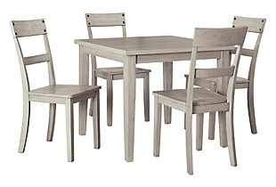 Loratti Dining Table and 4 Chairs, , large