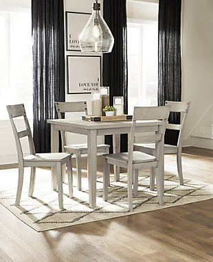Loratti Dining Table and 4 Chairs, , rollover