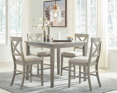 Parellen Counter Height Dining Table, , large