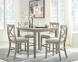Parellen Counter Height Dining Set