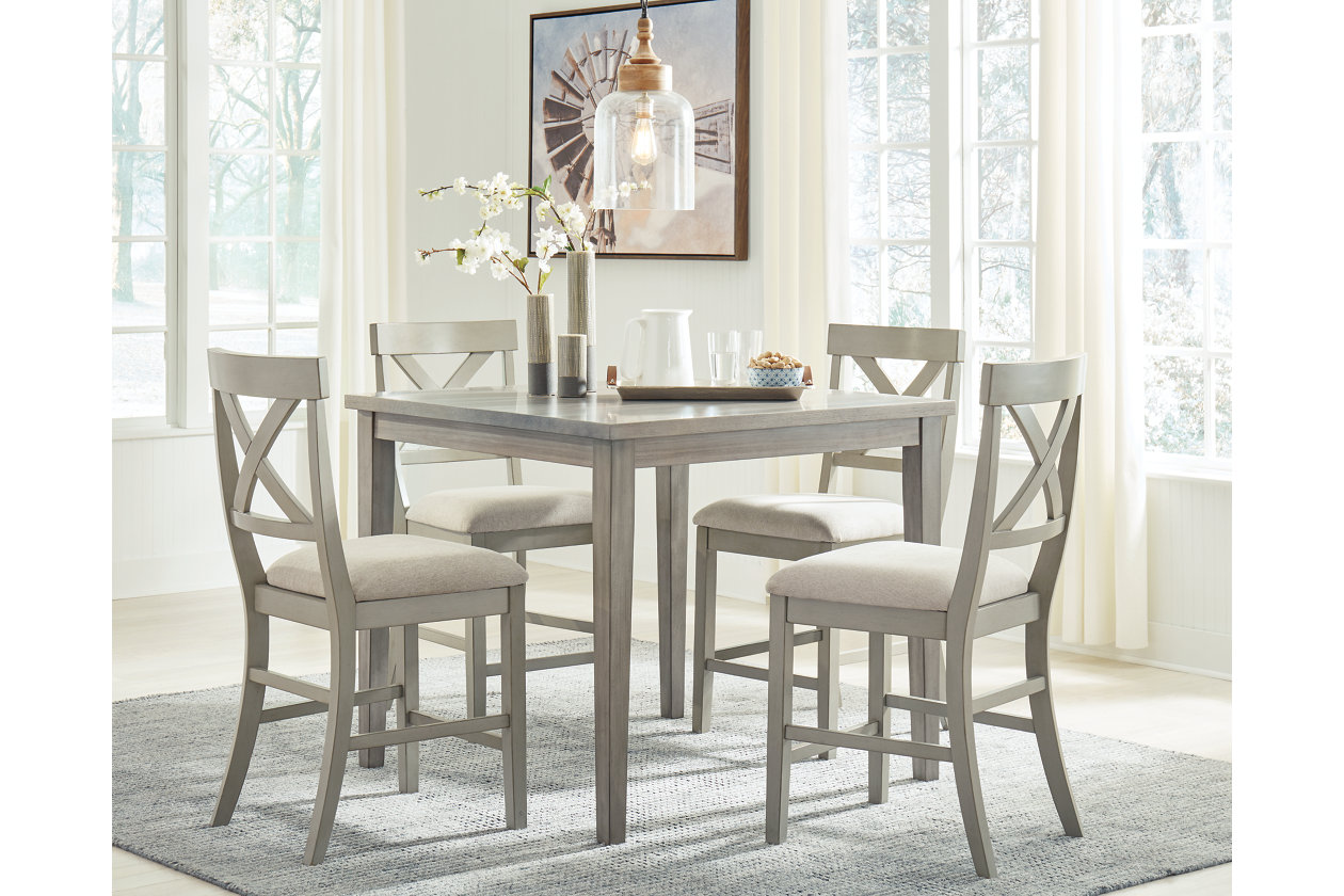 Parellen Counter Height Dining Table Ashley Furniture Homestore