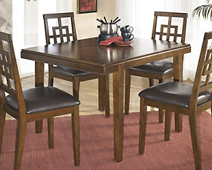 ... Large Cimeran Dining Room Table And Chairs (Set Of 5), , Rollover