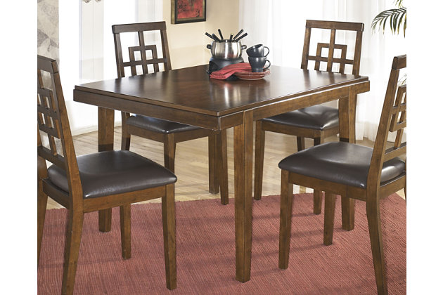Cimeran Dining Room Table and Chairs (Set of 5), , large