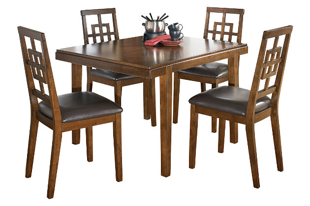 Ashley Furniture Dining Sets cimeran dining room table and chairs (set of 5) | ashley furniture