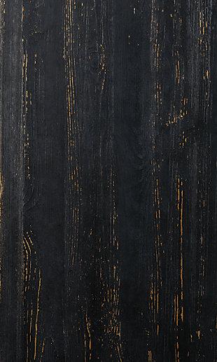 Marlijo Kitchen Cart, Black, large