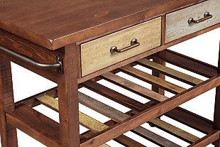 Marlijo Kitchen Cart, , large