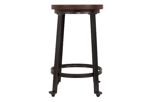 Outstanding Challiman Counter Height Bar Stool Ashley Furniture Homestore Alphanode Cool Chair Designs And Ideas Alphanodeonline