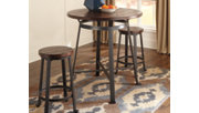 Challiman Counter Height Dining Room Table, , rollover
